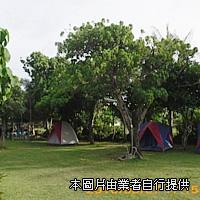 墾丁香蕉灣 原始林露營區