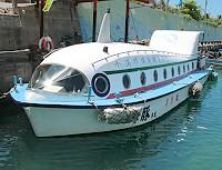 小海豚海底觀光半潛艇