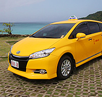 楊秋南計程車