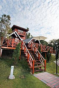 勝海園渡假木屋