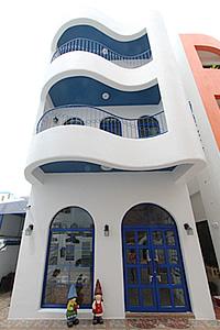 船帆石 蔚藍海舍