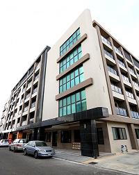 觀海公寓旅棧