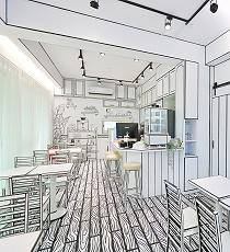 禾咖啡2D咖啡館Ho Caffee
